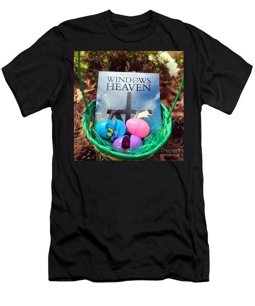 lnspirational Book Windows From Heaven Men's T-Shirt (Athletic Fit)