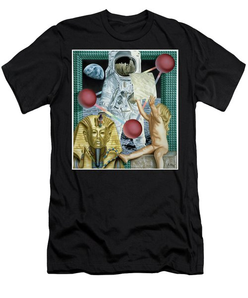 Instructions Men's T-Shirt (Athletic Fit)