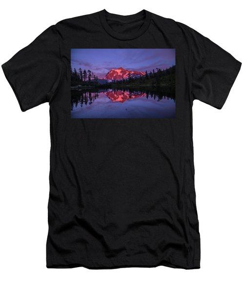 Intense Reflection Men's T-Shirt (Athletic Fit)