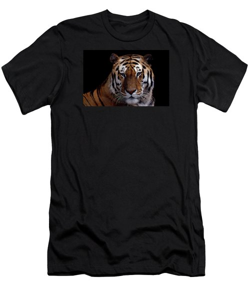 Intense Men's T-Shirt (Slim Fit) by Skip Willits
