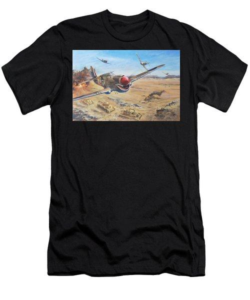 Interception Men's T-Shirt (Athletic Fit)