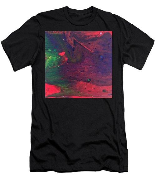 Intergalactic  Men's T-Shirt (Athletic Fit)