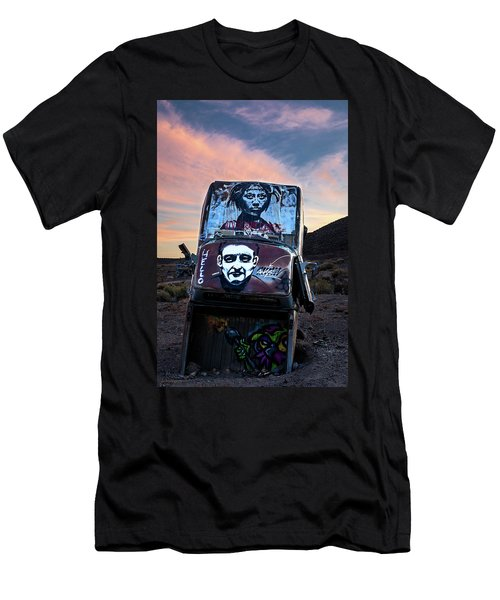 International Car Forest Of The Last Church 1 Men's T-Shirt (Athletic Fit)