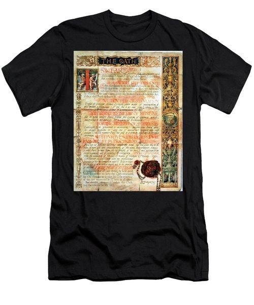 International Code Of Medical Ethics Men's T-Shirt (Athletic Fit)