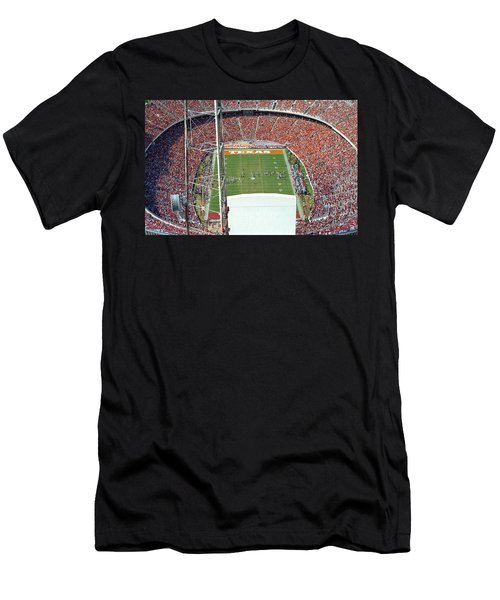 Into The Bowl Men's T-Shirt (Athletic Fit)
