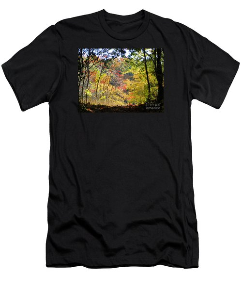 Into The Clearing Men's T-Shirt (Athletic Fit)