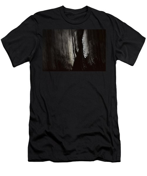 Into The Dark  Men's T-Shirt (Athletic Fit)