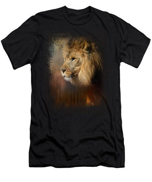 Into The Heat Men's T-Shirt (Slim Fit) by Jai Johnson