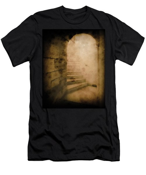 London, England - Into The Light II Men's T-Shirt (Athletic Fit)