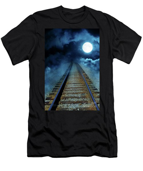 Into The Night Men's T-Shirt (Athletic Fit)