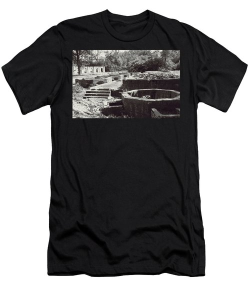 Into The Ruins 1 Men's T-Shirt (Athletic Fit)
