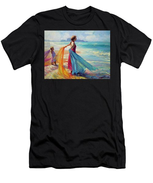 Into The Surf Men's T-Shirt (Athletic Fit)