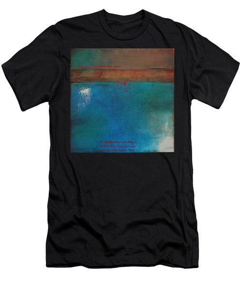 Into The Wisp 1 Men's T-Shirt (Athletic Fit)