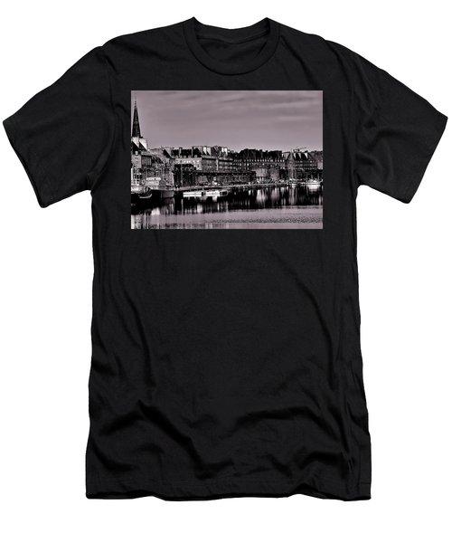 Intra Muros At Night Men's T-Shirt (Athletic Fit)