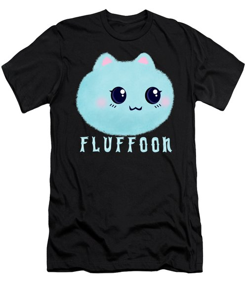 Introducing Fluffoon The Cutest Fluff In The World Men's T-Shirt (Athletic Fit)