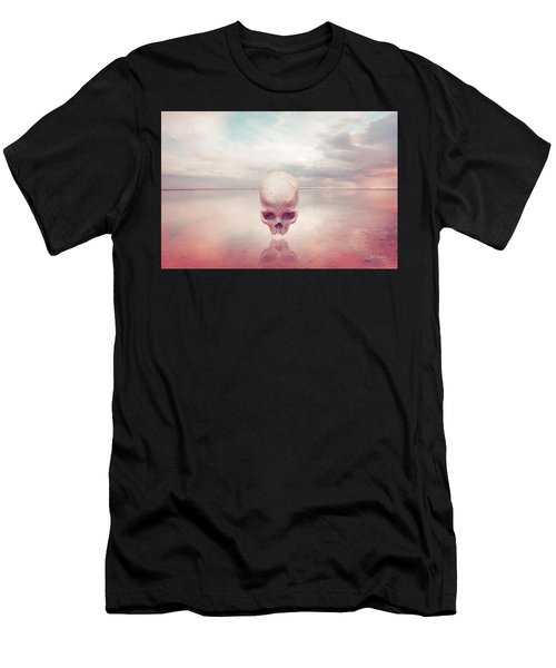 Men's T-Shirt (Athletic Fit) featuring the photograph Introlevity by Joseph Westrupp