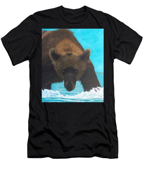 Interuption Men's T-Shirt (Athletic Fit)