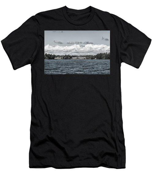 Invermara Bay Men's T-Shirt (Athletic Fit)