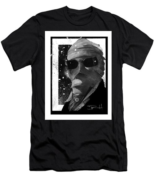 Invisible Man Men's T-Shirt (Athletic Fit)