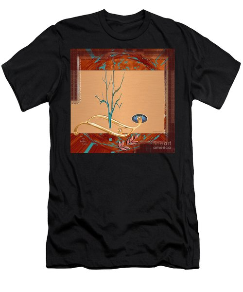 Inw_20a5563-sq_sap-run-feathers-to-come Men's T-Shirt (Athletic Fit)