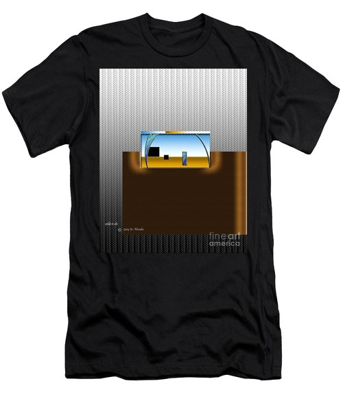 Inw_20a6109_sickle-to-silo Men's T-Shirt (Athletic Fit)