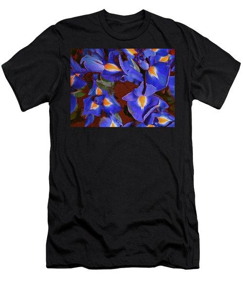 Iris Abandon 15 Men's T-Shirt (Athletic Fit)