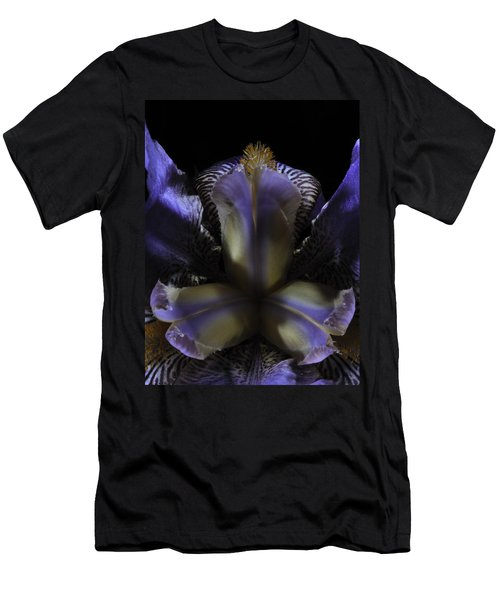 Iris Aglow Men's T-Shirt (Athletic Fit)