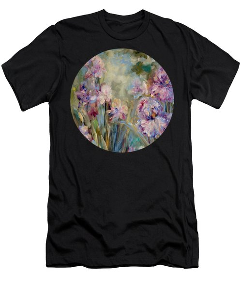 Iris Garden Men's T-Shirt (Athletic Fit)