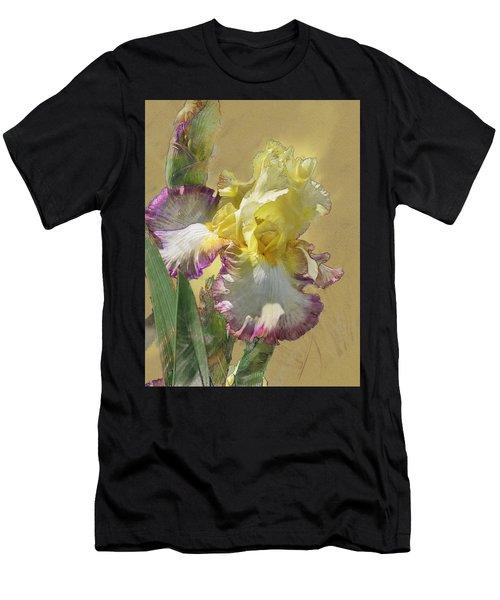 Iris, 'kiss Of Kisses' Men's T-Shirt (Athletic Fit)