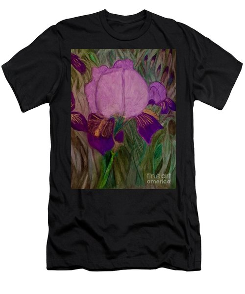 Iris - Magic Man. Men's T-Shirt (Athletic Fit)