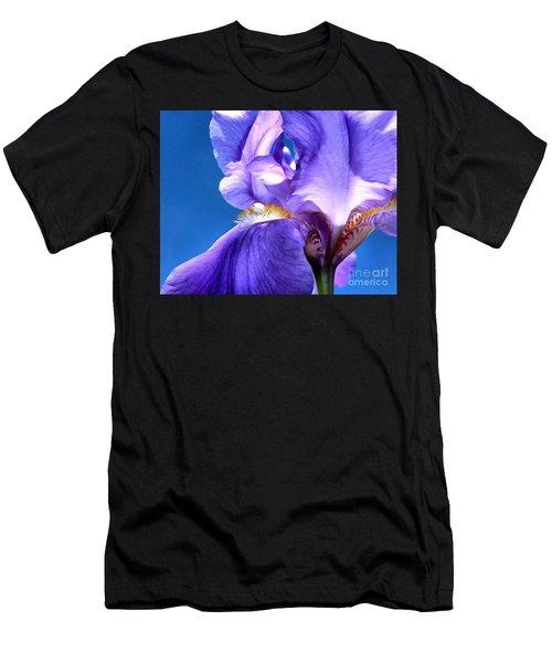 Iris Princess Men's T-Shirt (Athletic Fit)