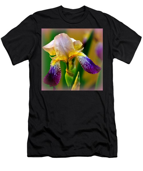 Iris Stepping Out Men's T-Shirt (Athletic Fit)