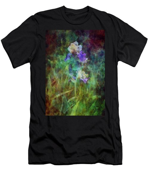 Irises 6618 Idp_3 Men's T-Shirt (Athletic Fit)
