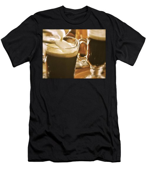 Irish Coffee Men's T-Shirt (Athletic Fit)