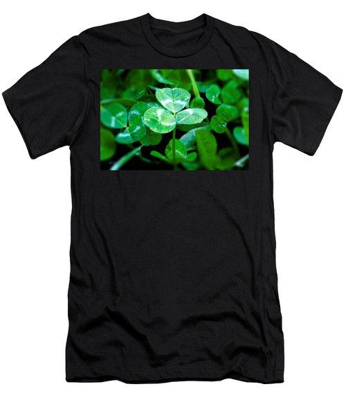 Irish Proud Men's T-Shirt (Athletic Fit)
