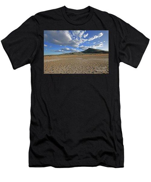 Iron Mountain Men's T-Shirt (Athletic Fit)