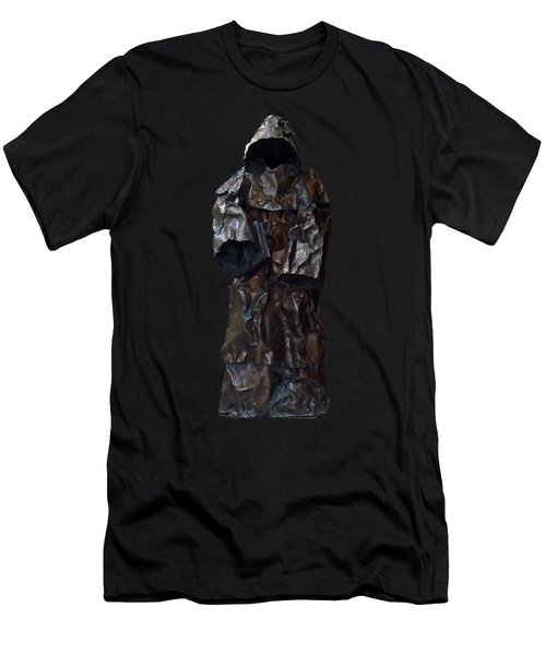Iron Robe Art Men's T-Shirt (Athletic Fit)