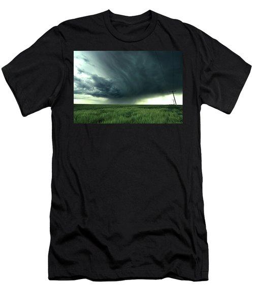 Irrigation Men's T-Shirt (Athletic Fit)