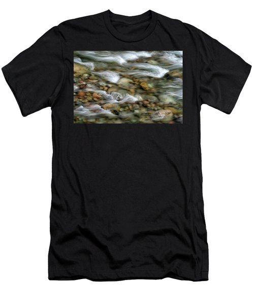 Iao Stream Men's T-Shirt (Athletic Fit)