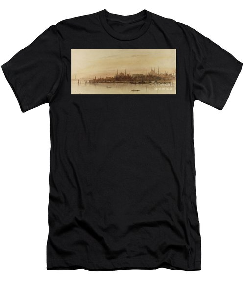 Istanbul Men's T-Shirt (Athletic Fit)