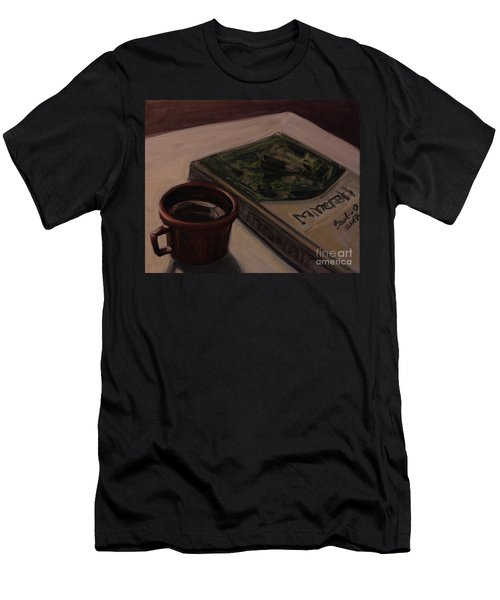 It Is Coffee Time Men's T-Shirt (Athletic Fit)