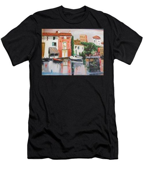 Italian Marina Men's T-Shirt (Athletic Fit)