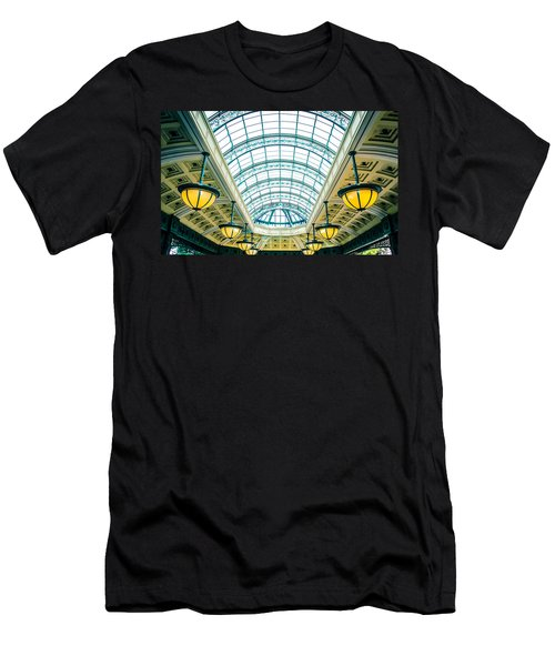 Italian Skylight Men's T-Shirt (Athletic Fit)