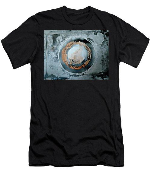 Italics Men's T-Shirt (Athletic Fit)