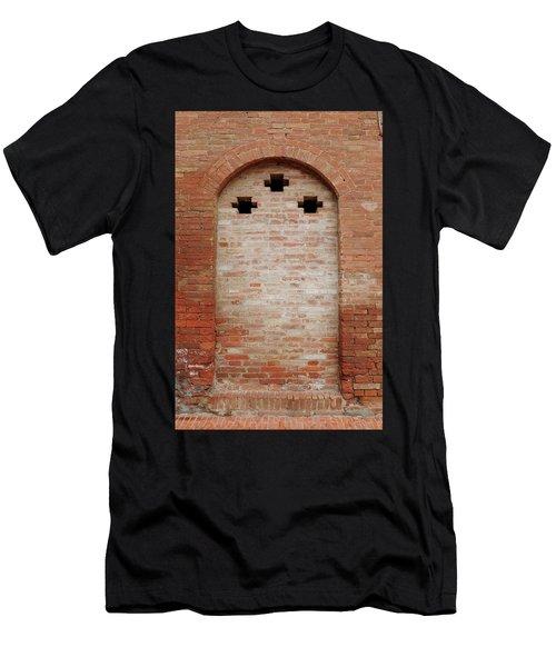 Italy - Door Fourteen Men's T-Shirt (Athletic Fit)