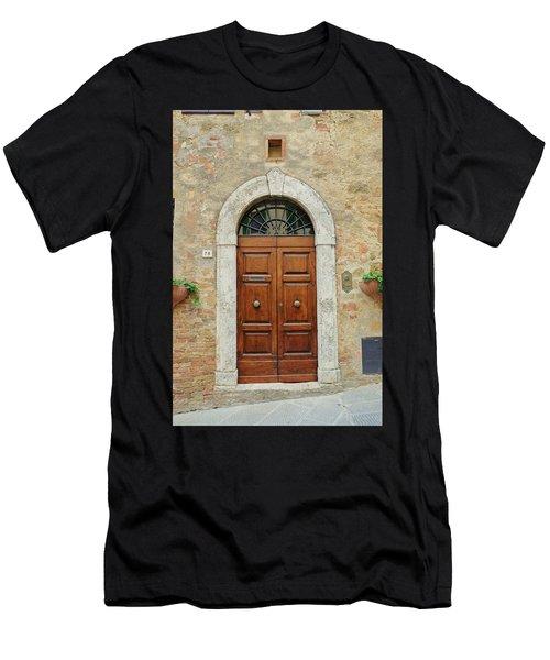 Italy - Door Twelve Men's T-Shirt (Athletic Fit)