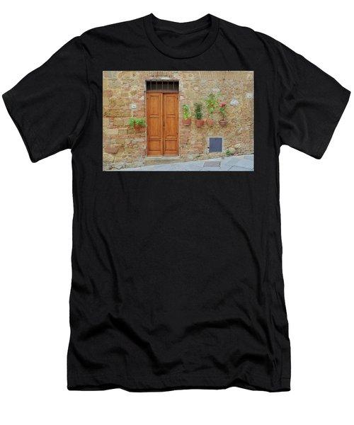 Italy - Door Twenty Men's T-Shirt (Athletic Fit)