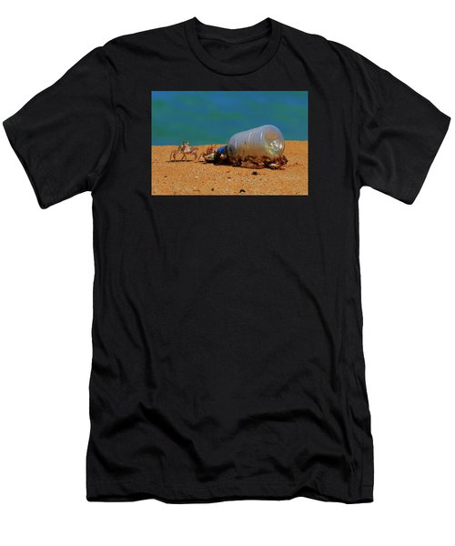 It's 5 O'clock Somewere Men's T-Shirt (Athletic Fit)
