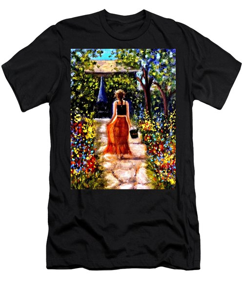 It's A Beautiful Day.. Men's T-Shirt (Athletic Fit)