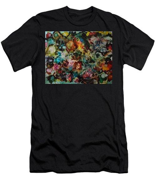 It's Complicated Men's T-Shirt (Slim Fit) by Alika Kumar